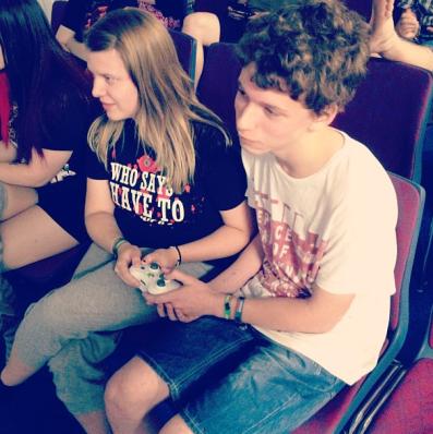 Tekken 6 är vad som spelas